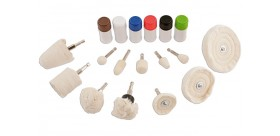 KIT DE POLISSAGE MINI - 12 PIECES + PATES