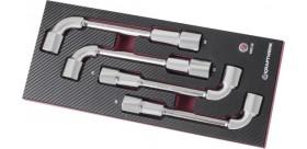 Module Mousse Eva 3 - Clés à Pipe Débouchées 20-24mm