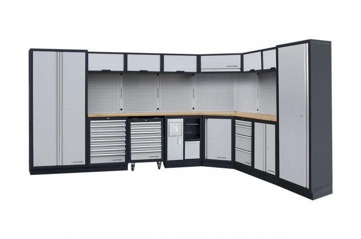 Mobilier d'Atelier Modulaire 8 éléments