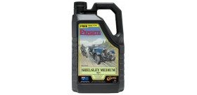 HUILE PENRITE SHELSLEY MEDIUM 25W70