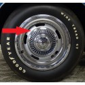 PEINTURE JANTES VHT WHEEL PAINT - CHEVY RALLY SILVER