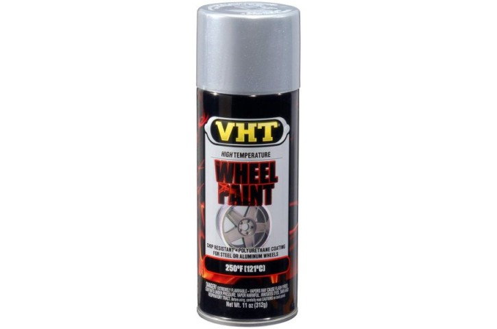 PEINTURE JANTES VHT WHEEL PAINT - FORD ARGENT RALLY SILVER