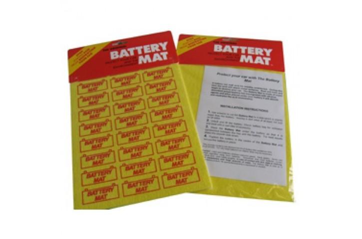 TAPIS DE BATTERIE u0026#39;Battery Matu0026#39;