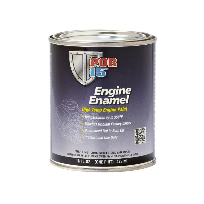 Peinture moteur us haute qualit por15 for Peinture qualite