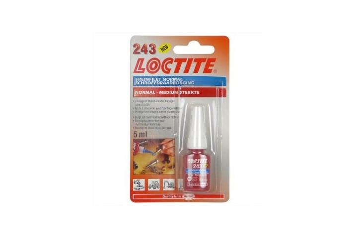 LOCTITE 243 - Freinfilet® normal (évolution Frénétanch / Bleu)