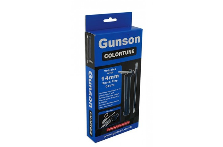 BOUGIE Transparente : ** GUNSON COLORTUNE **