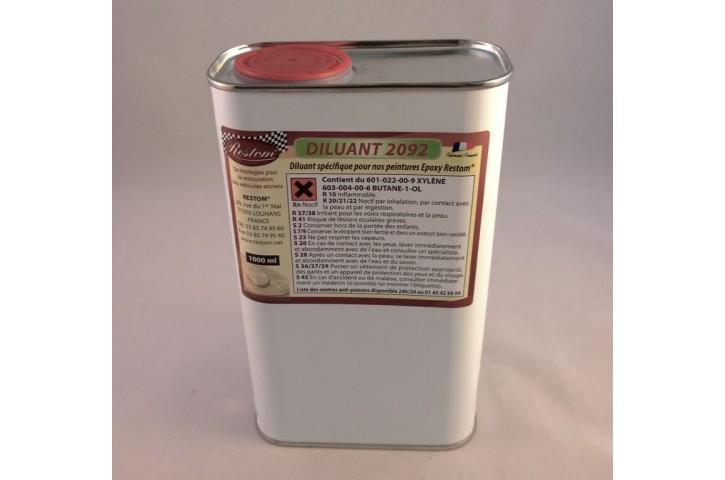 DILUANT 2092 SPECIAL pour peinture EPOXY