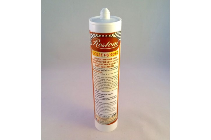Colle polyuréthane noire anti-corrosion