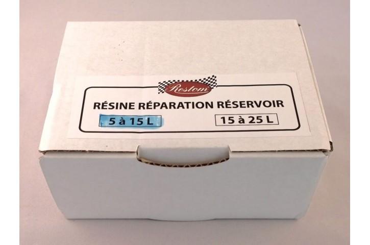 Kit reservoir : RESINE SEULE 05-15 L 250
