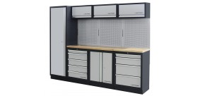Mobilier d'Atelier Modulaire 4 éléments