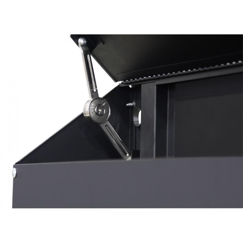 mini etabli kraftwerk mobilio. Black Bedroom Furniture Sets. Home Design Ideas