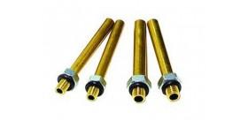 Adaptateurs pour dépressiomètre 4 colonnes en 6 mm