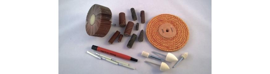 Rondelles, Lamelles, et Crayons